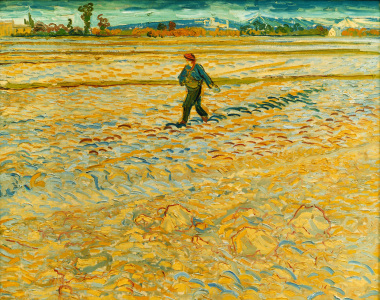 Picture no: 30003326 Van Gogh / Sower / 1888 Created by: van Gogh, Vincent