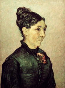 Picture no: 30003390 van Gogh / Portrait Madame Trabuc / 1889 Created by: van Gogh, Vincent