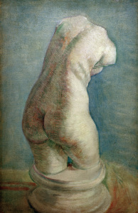Picture no: 30003394 van Gogh / Plaster torso / 1886 Created by: van Gogh, Vincent