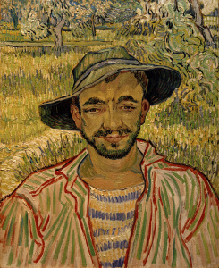 Picture no: 30003400 V.van Gogh, The Gardener / Paint./ 1889 Created by: van Gogh, Vincent