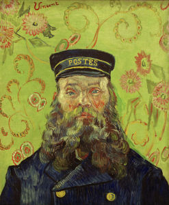 Picture no: 30003428 van Gogh / Joseph-Etienne Roulin / 1889 Created by: van Gogh, Vincent