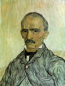 Picture no: 30003432 V.van Gogh / Portrait of Trabuc Created by: van Gogh, Vincent