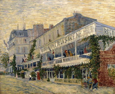 Picture no: 30003476 Van Gogh / Restaurant de la Sirène /1887 Created by: van Gogh, Vincent