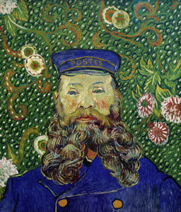 Picture no: 30003484 Van Gogh / Portrait of Joseph Roulin Created by: van Gogh, Vincent