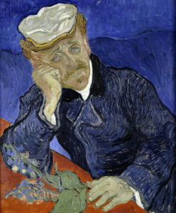 Picture no: 30003504 Van Gogh / Dr Gachet with foxglove Created by: van Gogh, Vincent