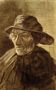 Picture no: 30003526 V.van Gogh, Fisherman with a Sou'wester Created by: van Gogh, Vincent