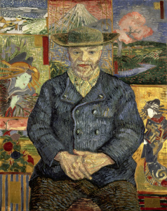 Picture no: 30003540 van Gogh /Portrait of Pere Tanguy /1887 Created by: van Gogh, Vincent