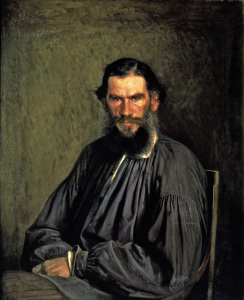 Picture no: 30003672 Leo Tolstoy / Painting 1873 by Kramskoy Created by: Kramskoi, Iwan Nikolajewitsch