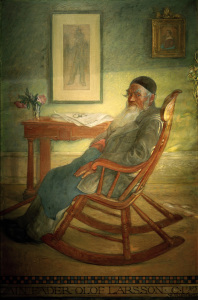 Picture no: 30003828 Carl Larsson, The artist's father / 1903 Created by: Larsson, Carl