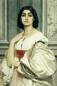 Picture no: 30003978 F.Leighton / Roman Lady Created by: Leighton, Frederic