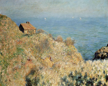 Picture no: 30004010 Monet / Cottage at Varengeville Created by: Monet, Claude