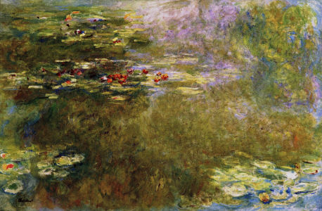 Picture no: 30004024 C.Monet / Waterlilies / 1910/16 Created by: Monet, Claude