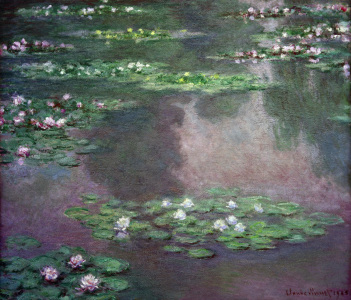 Picture no: 30004052 Claude Monet, Seerosen Created by: Monet, Claude