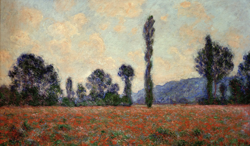 Picture no: 30004106 Claude Monet / Poppy field / 1890 Created by: Monet, Claude