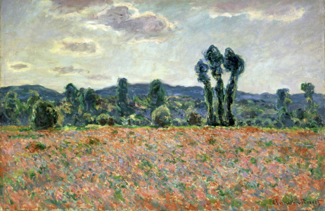 Picture no: 30004108 C.Monet / Field with poppies Created by: Monet, Claude