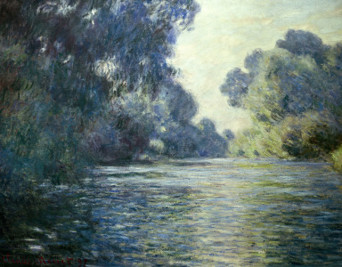 Picture no: 30004122 Monet/Branch o.t.Seine near Giverny/1897 Created by: Monet, Claude