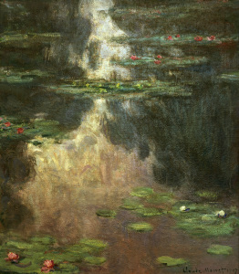 Picture no: 30004130 Monet / Waterlillies / 1907 Created by: Monet, Claude