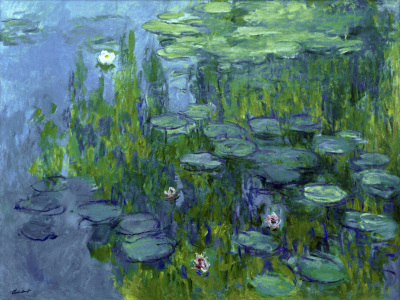 Picture no: 30004150 Claude Monet, Nymphéas (Seerosen) Created by: Monet, Claude