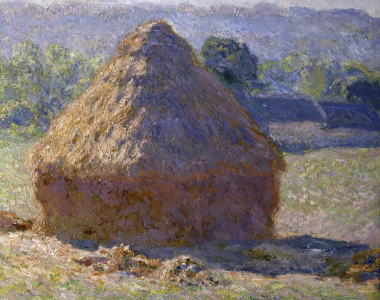 Picture no: 30004214 C.Monet / Haystack / Late summer Created by: Monet, Claude