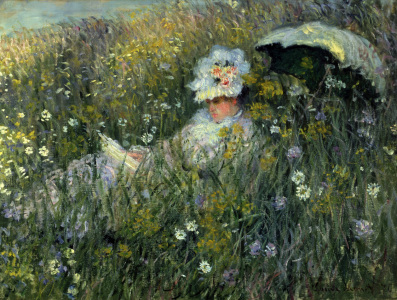 Picture no: 30004220 Claude Monet / In the Field / 1876 Created by: Monet, Claude