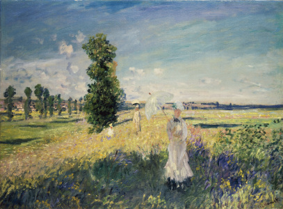 Picture no: 30004224 Monet / La promenade / 1875 Created by: Monet, Claude