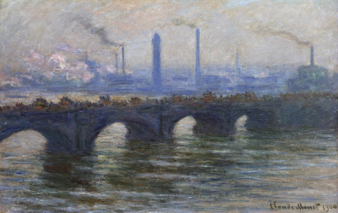 Picture no: 30004238 Monet / Waterloo Bridge / 1900 Created by: Monet, Claude