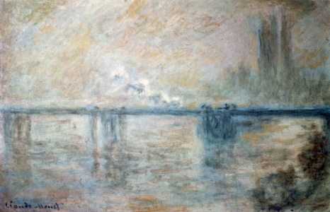 Picture no: 30004242 C.Monet, Charing Cross Bridge Created by: Monet, Claude