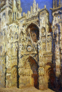 Picture no: 30004254 Monet / Rouen Cathedral / 1893/1894 Created by: Monet, Claude