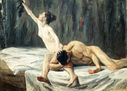 Picture no: 30004422 Samson and Delilah / Liebermann / 1901/2 Created by: Liebermann, Max