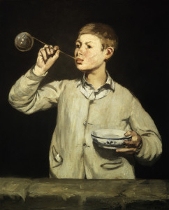 Picture no: 30004444 Manet / The soap bubbles / 1867 Created by: Manet, Edouard