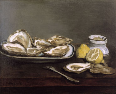 Picture no: 30004452 Manet / Oysters / 1862 Created by: Manet, Edouard