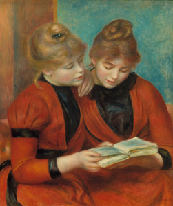 Picture no: 30004496 Renoir / The two sisters / 1889 Created by: Renoir, Pierre-Auguste