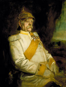Picture no: 30004630 Bismarck / Painting by Lenbach / 1890 Created by: Lenbach, Franz