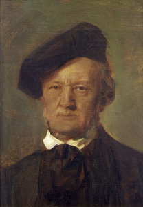 Picture no: 30004658 Richard Wagner / Lenbach Created by: Lenbach, Franz