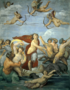Picture no: 30004700 Raphael / Triumph of Galatea Created by: Raffaello Santi (Raffael)