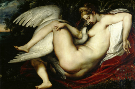 Picture no: 30004768 P.P.Rubens, Leda and the swan Created by: Rubens, Peter Paul