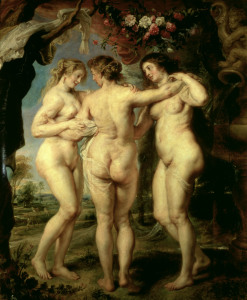 Picture no: 30004778 Rubens / The Three Graces Created by: Rubens, Peter Paul