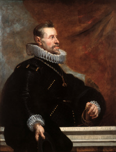Picture no: 30004796 Archduke Albert VII / Rubens / Painting Created by: Rubens, Peter Paul