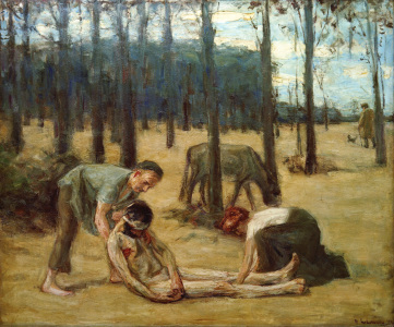 Picture no: 30004966 M.Liebermann / The Good Samaritan Created by: Liebermann, Max