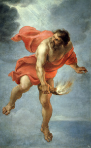 Picture no: 30005040 J.Cossiers / Prometheus / c.1637 Created by: Rubens, Peter Paul