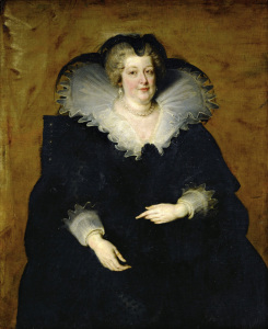 Picture no: 30005042 Marie de Medicis / Rubens / c. 1622/25 Created by: Rubens, Peter Paul