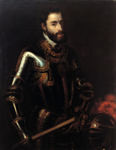 Picture no: 30005134 Charles V / Portrait / 1548 Created by: Rubens, Peter Paul
