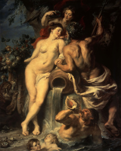 Picture no: 30005136 Rubens / Neptune and Cybele Created by: Rubens, Peter Paul