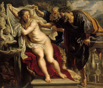 Picture no: 30005162 Susanna / Rubens & Snyders / 1610/11 Created by: Rubens, Peter Paul