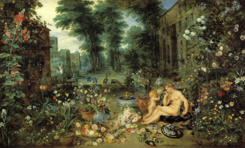 Picture no: 30005178 Rubens and Brueghel / Smell Created by: Rubens, Peter Paul