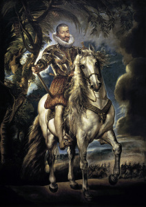 Picture no: 30005186 Duke of Lerma / Painting by Rubens Created by: Rubens, Peter Paul