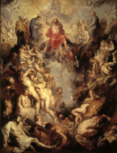 Picture no: 30005190 P.P. Rubens, The (large) Last Judgement Created by: Rubens, Peter Paul