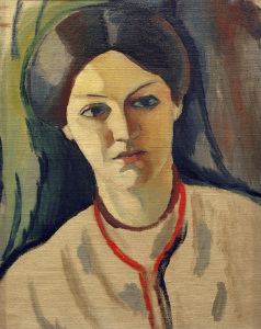 Picture no: 30005226 August Macke / Elisabeth Macke Created by: Macke, August
