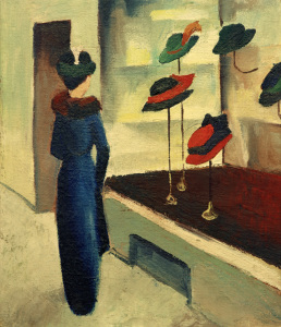 Picture no: 30005246 A.Macke, Hutladen Created by: Macke, August