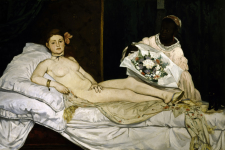 Picture no: 30005382 Eduard Manet / Olympia / 1863 Created by: Manet, Edouard